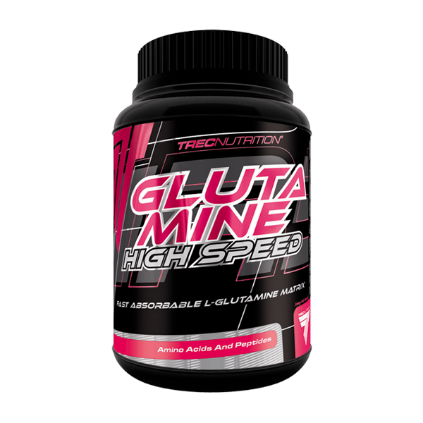 GLUTAMINE HIGH SPEED