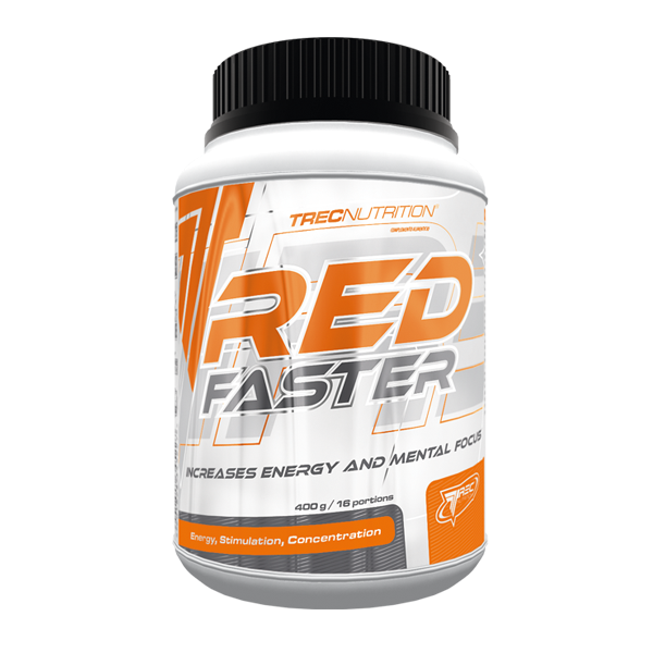 RED FASTER